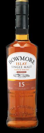 Picture of Bowmore 15 Darkest