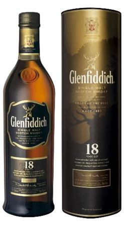 Picture of Glenfiddich 18