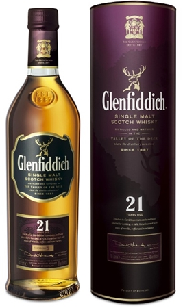 Picture of Glenfiddich 21