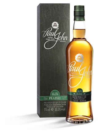 Picture of Paul John Peated Select Cask