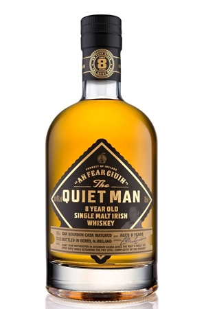 Picture of Quiet Man 8 Years Old Single Malt