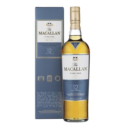 Picture of The Macallan Fine Oak 12