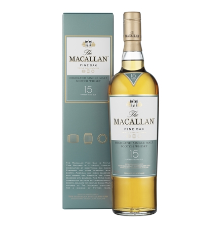 Picture of The Macallan Fine Oak 15