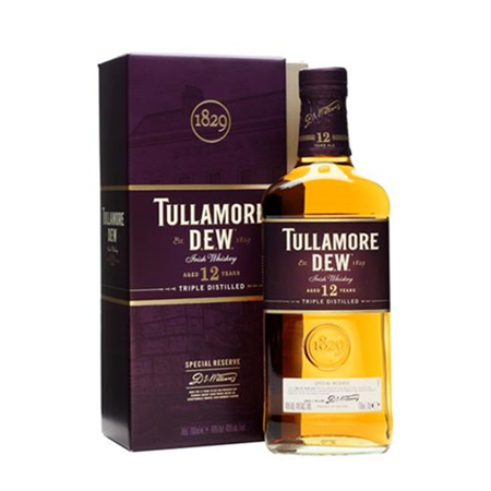 Picture of Tullamore D.E.W 12 Years Old