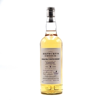 Picture of Hepburns Choice Glengoyne 9 Years Old
