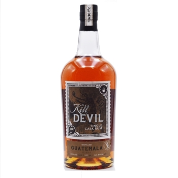 Picture of Kill Devil Rum DARSA Distillery 9 Years Old