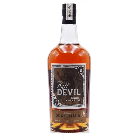 Picture of Kill Devil Rum DARSA Distillery 9 Years Old