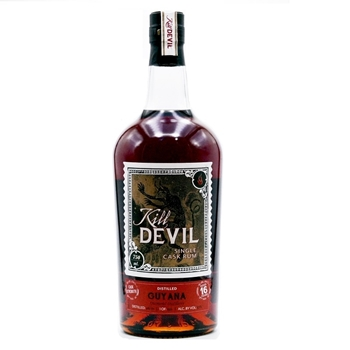 Picture of Kill Devil Rum Diamond Distillery  16 Years Old