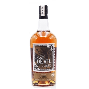 Picture of Kill Devil Rum Sancti Spiritus 18 Years Old